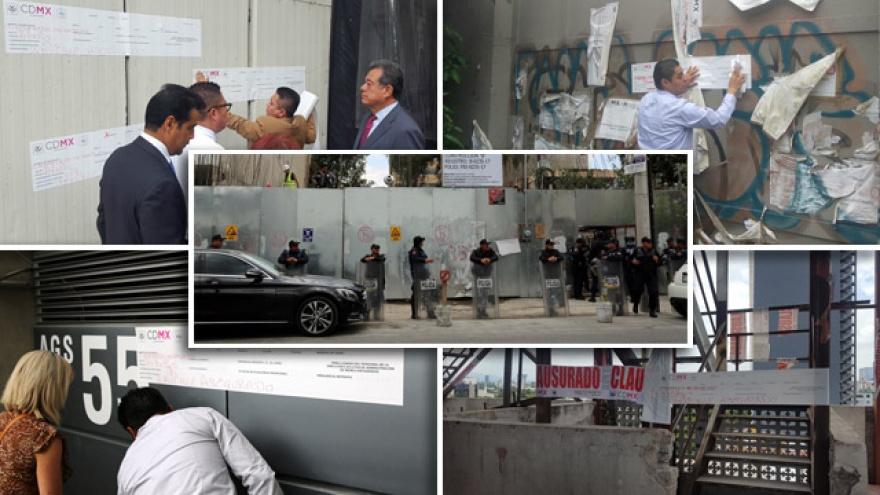 Asegura Gobierno CDMX cinco inmuebles por denuncia ciudadana para frenar obras irregulares