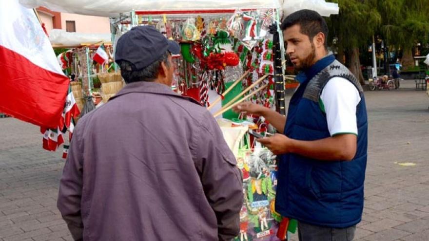 Se suma Xochimilco a registro de comercio en vía pública