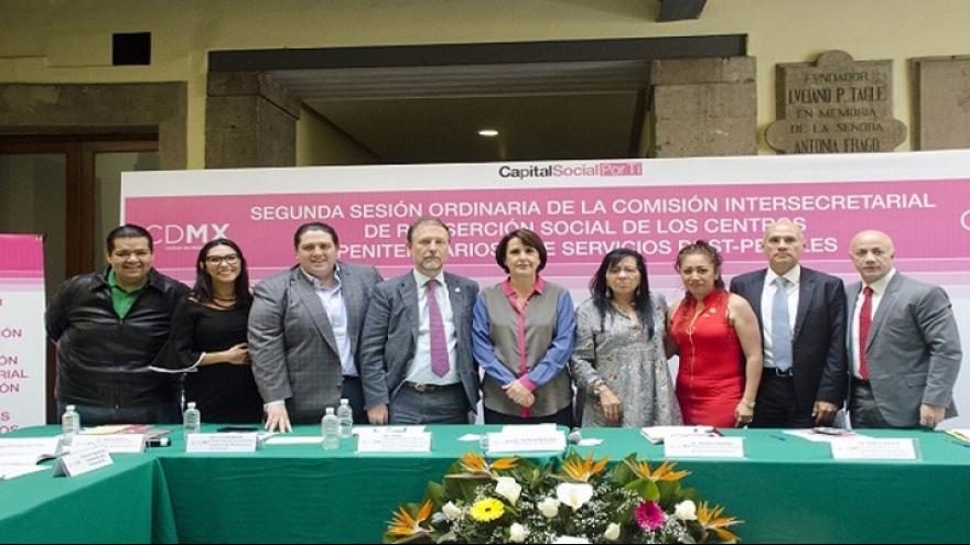 Evaluará Gobierno CDMX derechos de personas privadas de su libertad mediantes indicadores elaborados con ONU