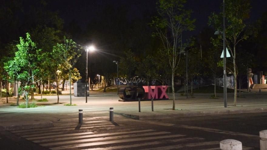 Gobierno de la CDMX recupera espacio público en Parque España y Jardín Pushkin