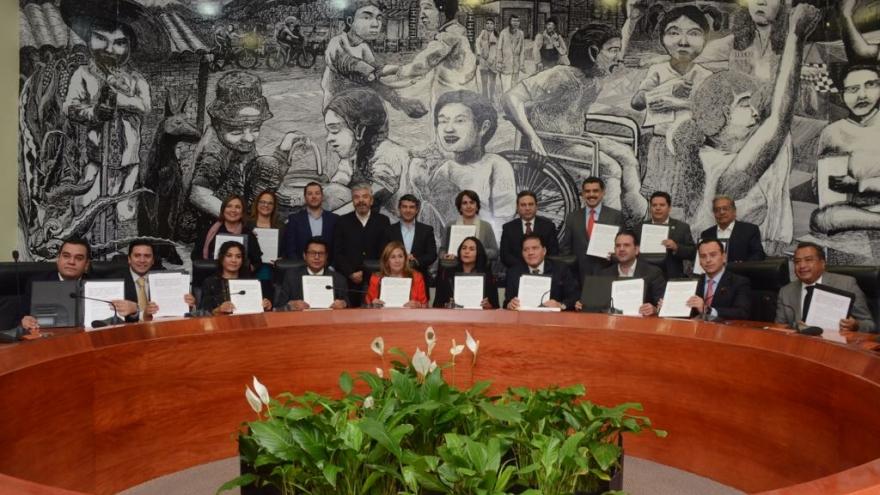 Tarjeta informativa: Pacto de Civilidad con Jefaturas Delegacionales