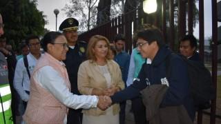 Gobierno de la Ciudad de México y alcaldía Gustavo A. Madero recorren Sendero Seguro en inmediaciones del Politécnico