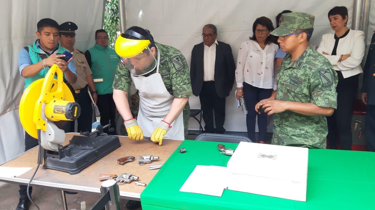 Décimo Módulo De Sí Al Desarme Sí A La Paz En Iztapalapa