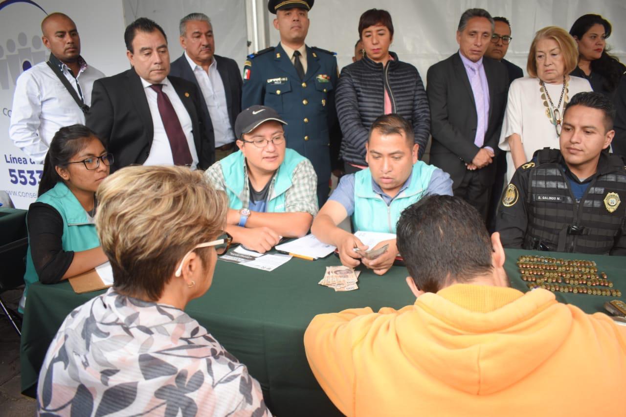 Inicia Segundo Módulo De Sí Al Desarme Sí A La Paz En Coyoacán