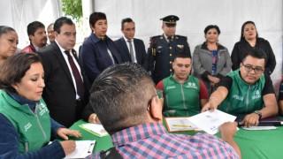 Nuevo módulo de Sí al desarme, sí a la paz inició hoy en Iztapalapa