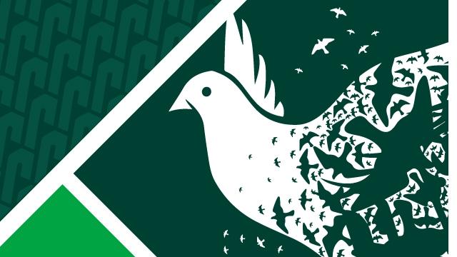 Sí al desarme, sí a la paz