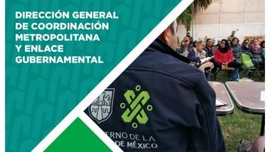 Dirección General de Coordinación Metropolitana y Enlace Gubernamental