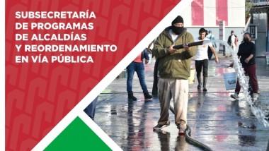 Subsecretaría de Programas de Alcaldías y Reordenamiento en Vía Pública