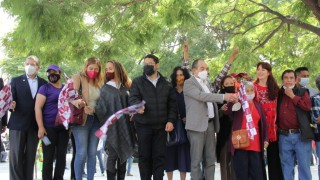 INVITA EL GOBIERNO DE LA CIUDAD DE MÉXICO A REACTIVAR LA VIDA COMUNITARIA
